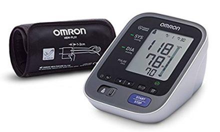 Notre avis sur le tensiomètre Omron M7 Intelli IT