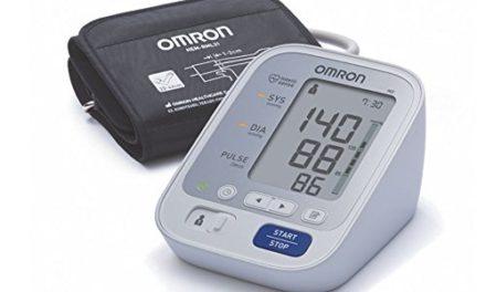 Notre avis sur le tensiomètre OMRON M3