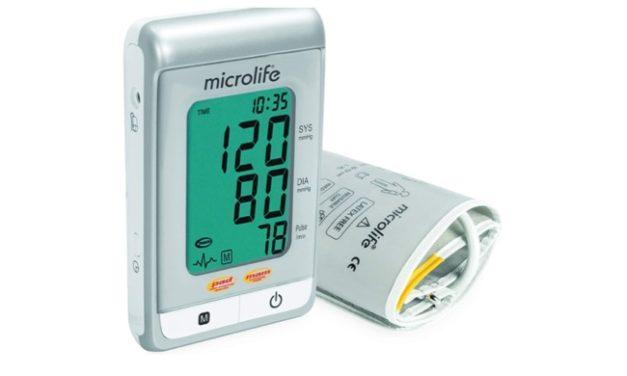 Notre avis sur le tensiomètre microlife BP A200