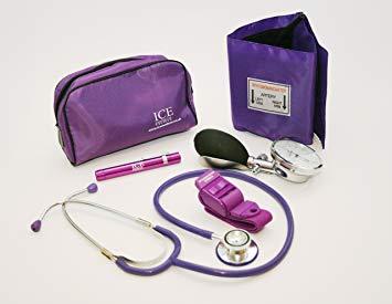 Kit tensiometre avec stethoscope